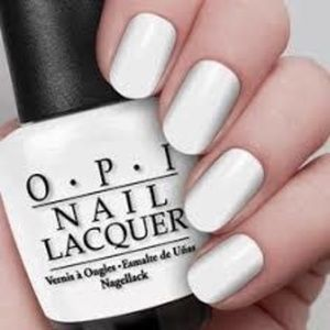 🌸2 for $30 🌸OPI  Alpine Snow  Gel + Lacquer Duo
